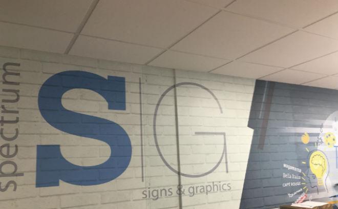 Spectrum SG office move