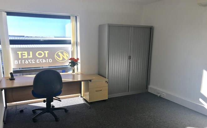 *NEW* Daily Rental Office