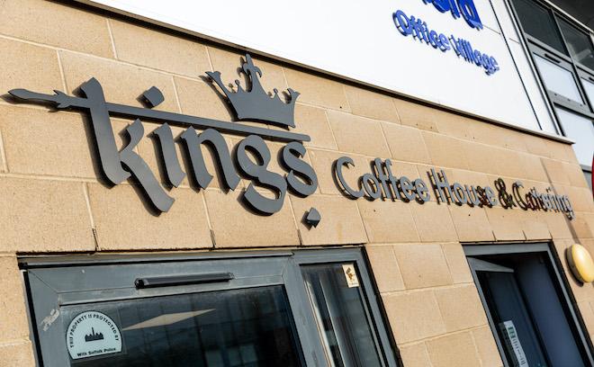 Kings Coffee House