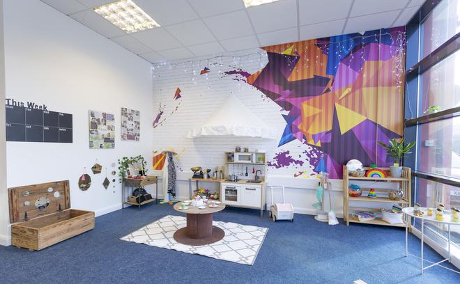 New ABC Wonderland nursery opens!