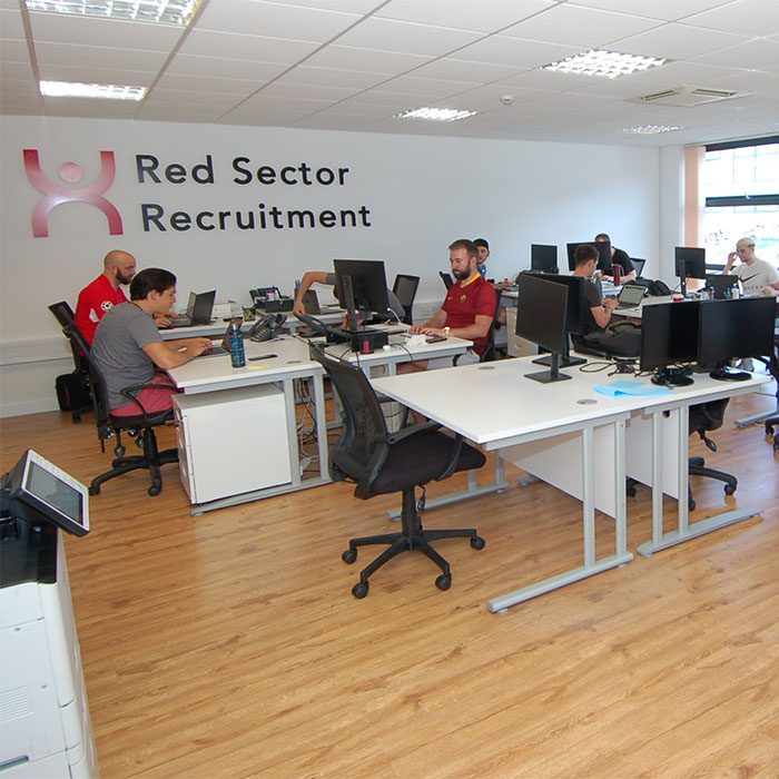 Red Sector Recruitment
